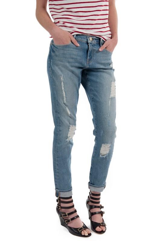 FRAME Denim Le Garcon Jean | DIANI Women's Designer Clothing and Shoe Boutique | Shop Online at dianiboutique.com
