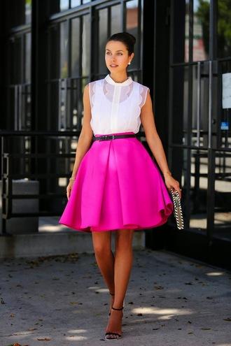viva luxury top bag jewels shoes skirt