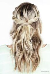 hair accessory,tresse,coiffure,couronne
