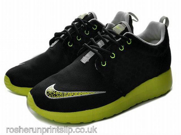 shoes black mens shoes nike roshe run running
