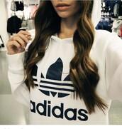 sweater,white,hoodie,adidas,black dress,tumblr