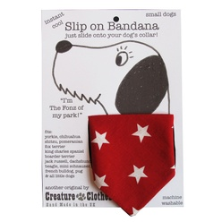 Slip-on Bandana | PetsPyjamas