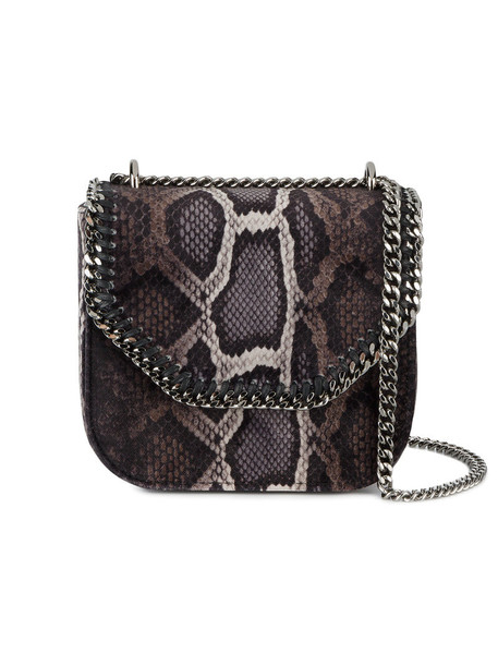 mini metal women python bag leather velvet
