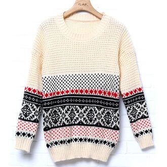 sweater leisure folk