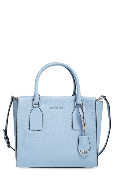 0fb86624b7237f MICHAEL Michael Kors 'Large Selby' Grainy Leather Satchel | Nordstrom