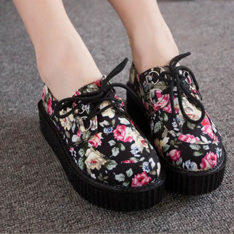 Floral creepers · just fashion ·