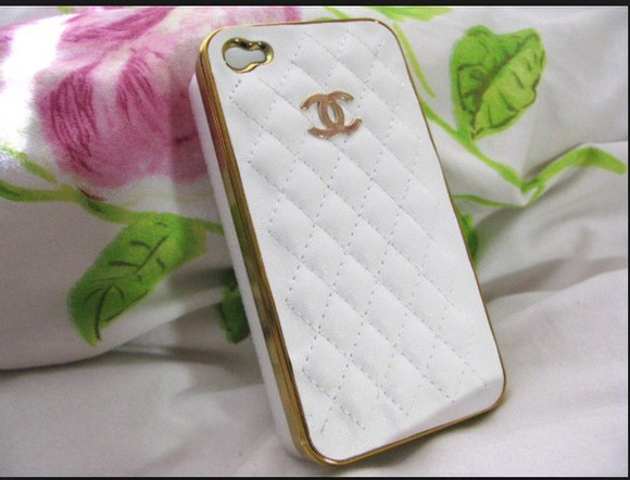 iphone case phone case chanel phone cover quilted cute