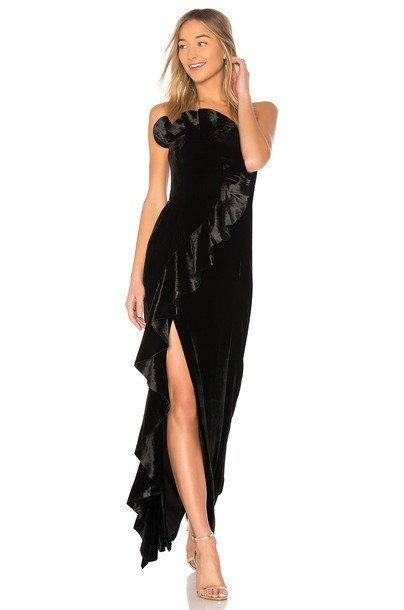 Cinq a Sept dress black