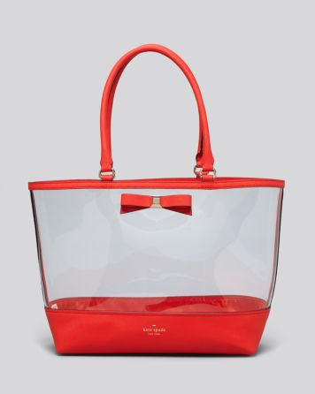 kate spade new york Tote - Holly Street Clear Francis | Bloomingdale's