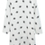 ROMWE | ROMWE Eyes Print Loose White Dress, The Latest Street Fashion
