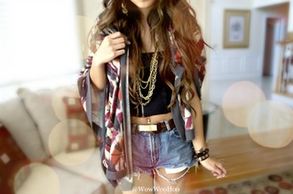 sweater vintage shorts belt jewels jacket blue pants sexy kimono jacket floral kimono flowers kimono denim shorts gold gold jewelry chain cardigan belly button ring blouse