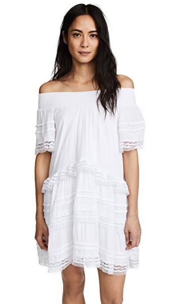 Peixoto dress white