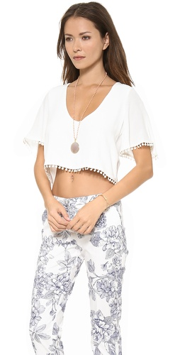 For Love & Lemons Chica Crop Top | SHOPBOP