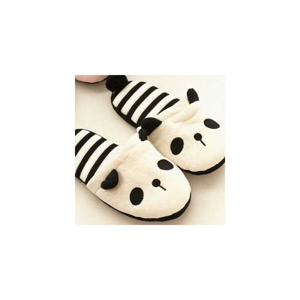 Panda Bedroom Slippers - welovezakka