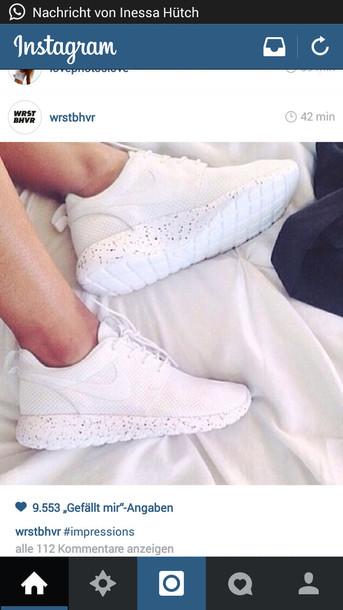 shoes nike white nike sneakers