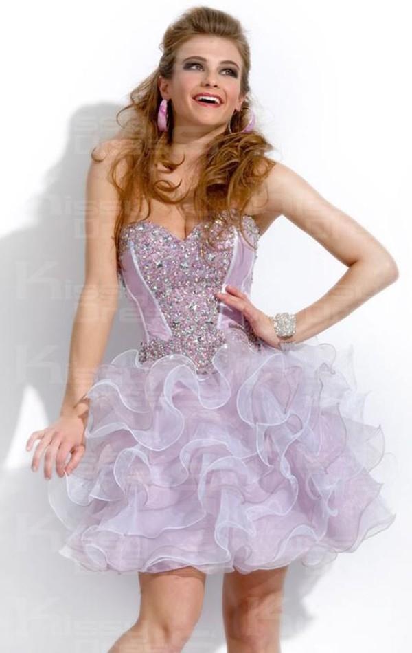 dress robe de soirée courte