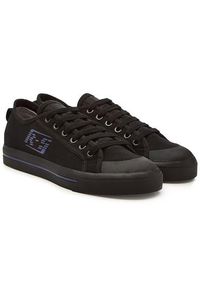 Adidas by Raf Simons RS Spirit Low Top Sneakers  in black