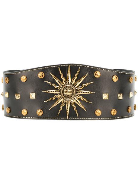studded belt studded belt black