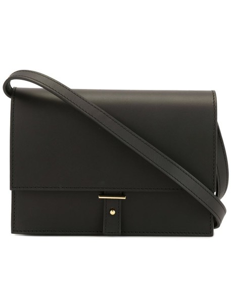 PB women bag crossbody bag leather black