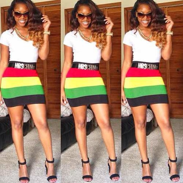 A rasta dress i could wear...to work!! | My kinda shit | Pinterest