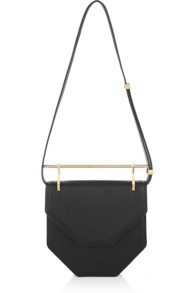 M2Malletier | Amor Fati leather shoulder bag | NET-A-PORTER.COM