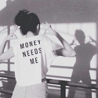 top money needs me money quote on it
