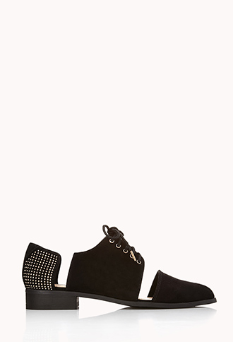 Cutting Edge Oxfords | FOREVER21 - 2000110733