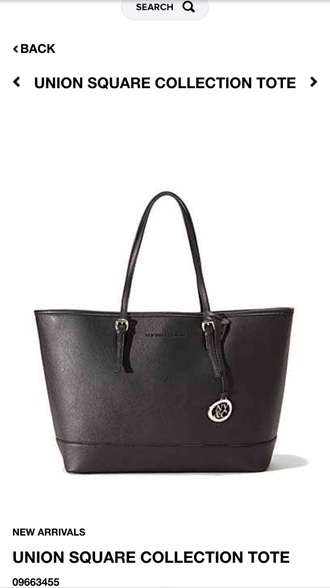 bag new york and company tote bag