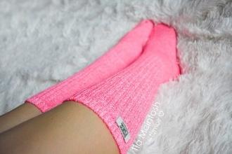 socks soft pink pink socks