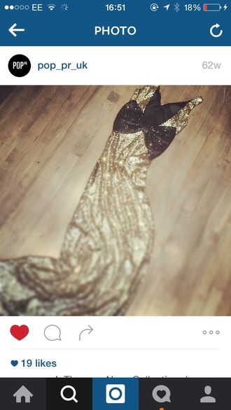dress gold sexy party dresses sexy dress maxi dress sequins party dress gold sequins prom dress vogue haus oh my vogue blogger bows evening dress long dress maxi fishtail dress mermaid prom dress new year's eve fashion vibe fashion coolture country style