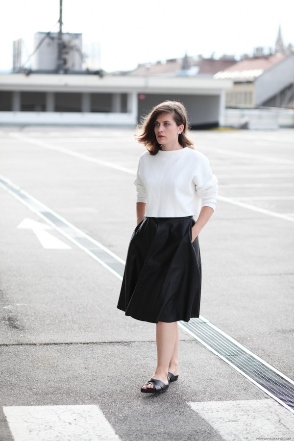 vienna wedekind blogger skirt top jewels