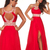 Red Empire 2014 New Chiffon Long Prom Dresses/Evening Dresses With Sashes FG031 US Size 6 8 In Stock-in Prom Dresses from Apparel & Accessories on Aliexpress.com