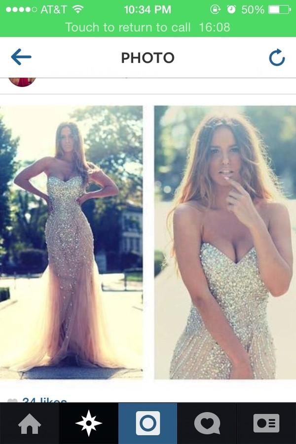 coat prom dress
