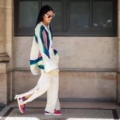 sunglasses,white sunglassses,shoes,bag,pants,top,summer