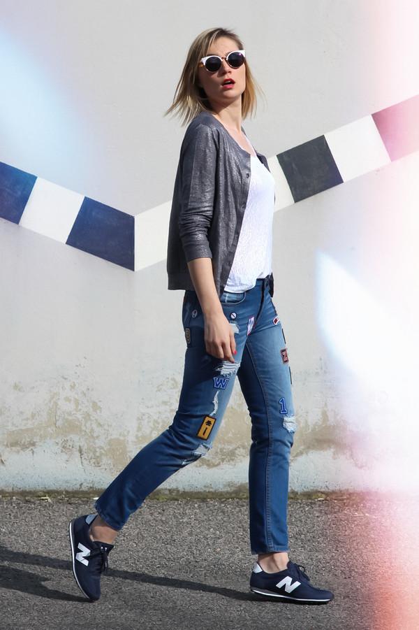 le blog d'artlex jeans shoes