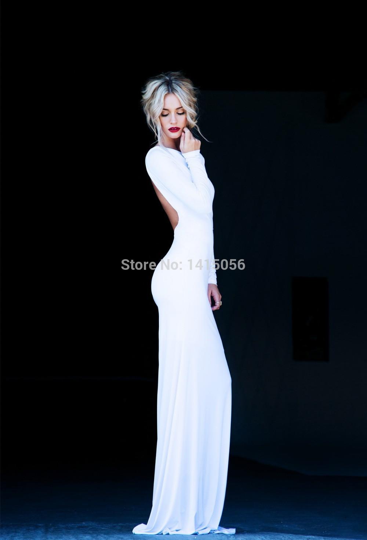 Low Cut Evening Dresses