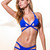 Sauvage Swimwear Aurora Triangle Black Bikini - Resort Runway