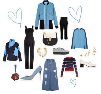 zanita blogger top bag shoes jewels skirt pants sweater