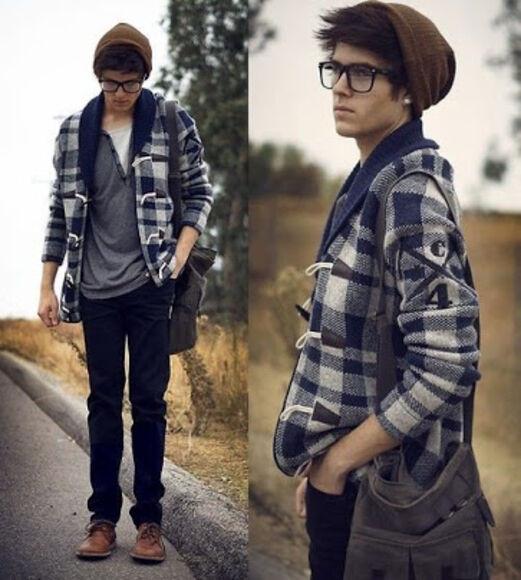 duffle coat menswear