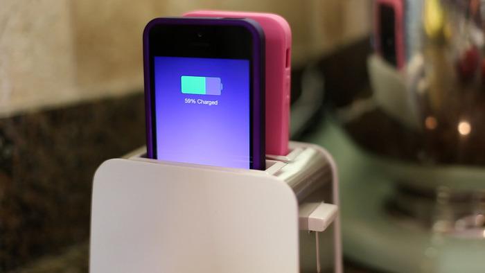 foaster - The best dock since sliced bread. iPhone 5S, 5C, 5 by Covena Design — Kickstarter