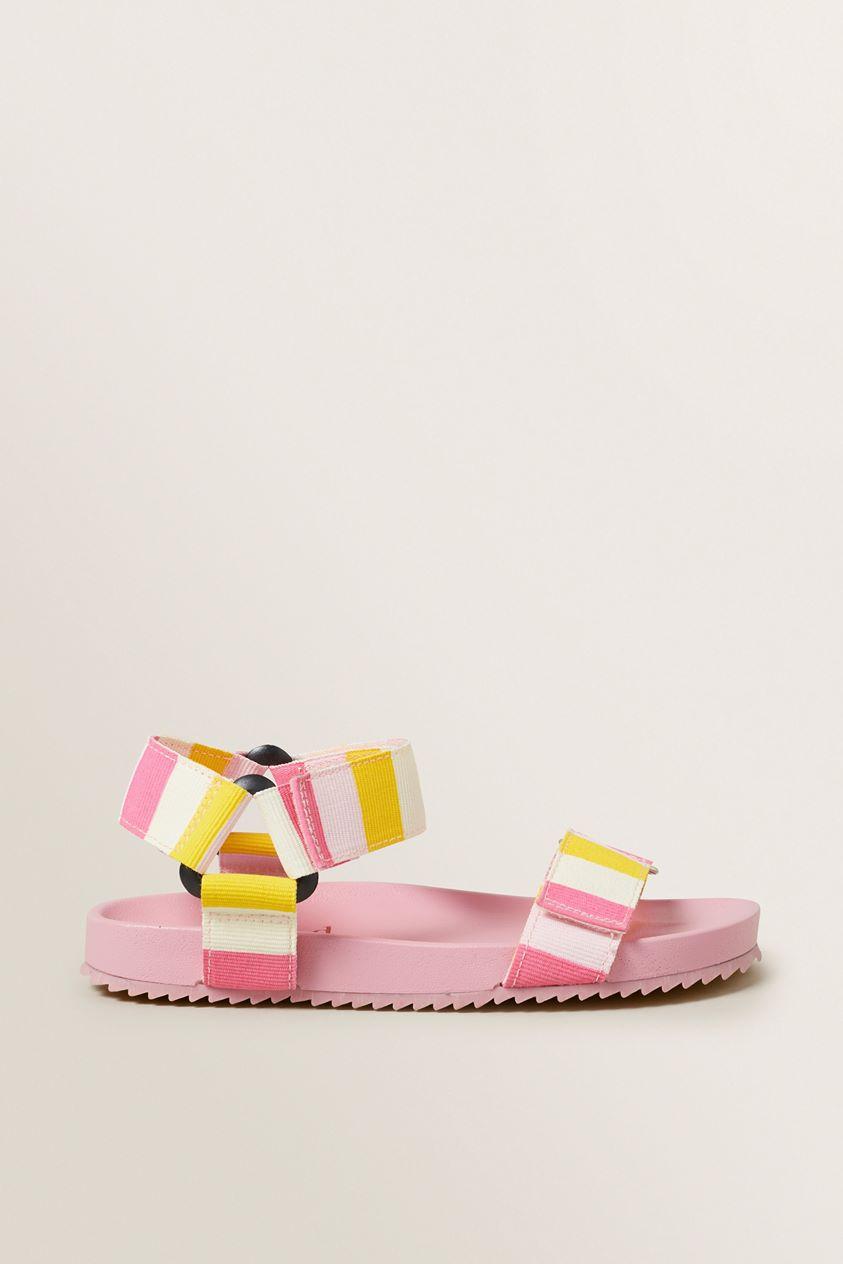 Tape Sandals