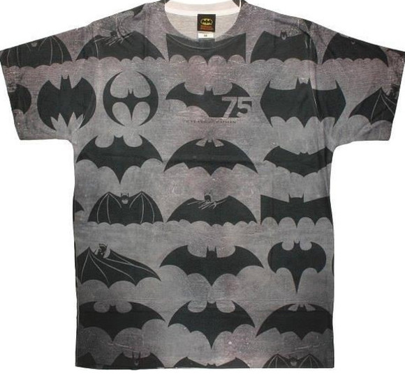 t-shirt batman super hero boys
