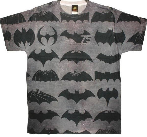 t-shirt guys superheroes batman