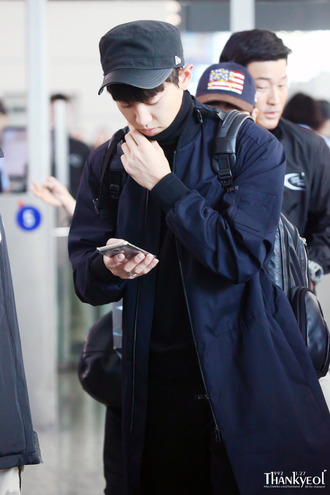 jacket exo chanyeol long ma 1 flight jacket