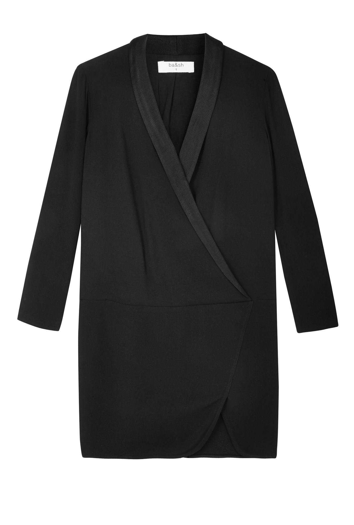 Luton Tux Dress by Ba&Sh