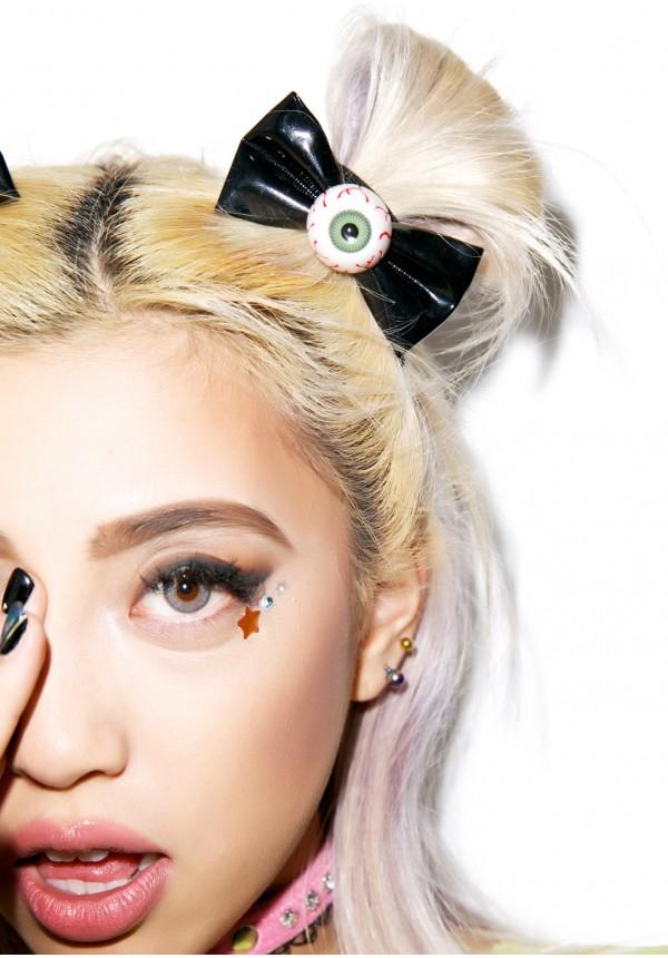 Kreepsville 666 eyeball hair bands