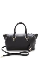 DVF: Объемные, миниатюрные сумки и кошельки Diane von Furstenberg