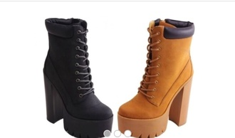 shoes boots jeffrey campbell platform lace up boots