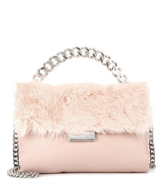 bag shoulder bag pink