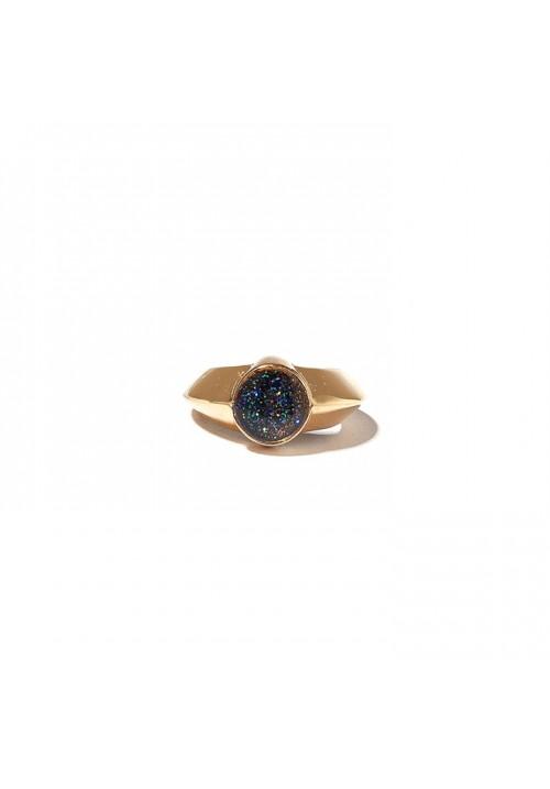 Circle Saucer Ring